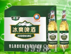 奥德旺500ml冰爽啤酒