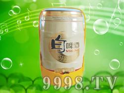 奥德旺5L桶白啤