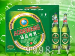 奥德旺500ml精品啤酒