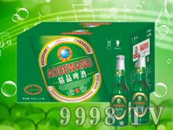 奥德旺啤酒330ml精品啤酒