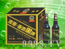 奥德旺500ml澳麦麦香黑啤