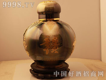 赣酒金镶玉纯粮酒2500ml