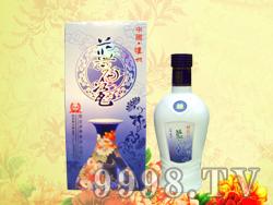泸州蓝花瓷酒