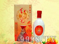 泸州红花瓷酒