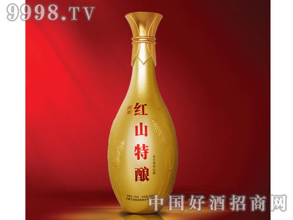 52度红山特酿-白酒类信息