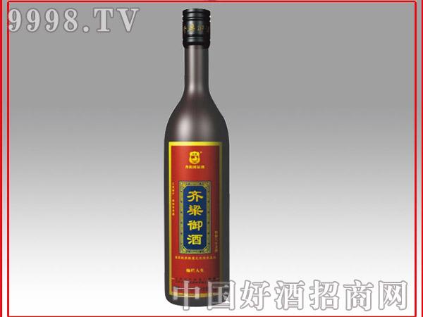 齐梁御酒-灿烂人生(封缸酒)