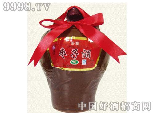 陈年精品黄酒汾湖枣子酒