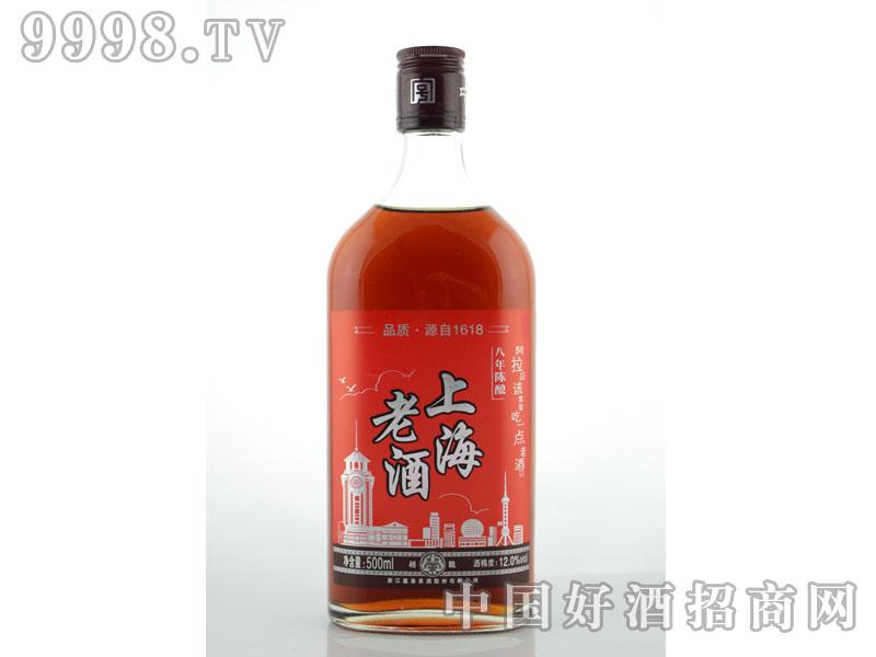 越龙上海老酒陈酿(八)