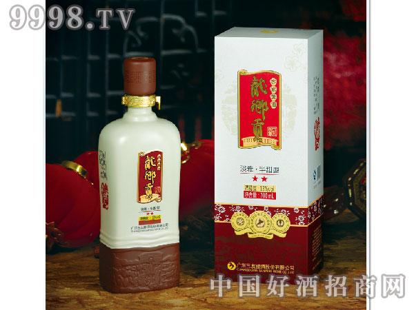 龙乡贡干黄酒2星客家·喜700ml客家黄酒