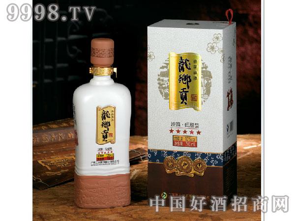 龙乡贡干黄酒5星客家·友700ml客家黄酒
