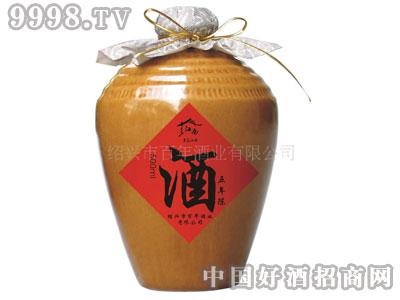 精制原酿绍兴黄酒花雕