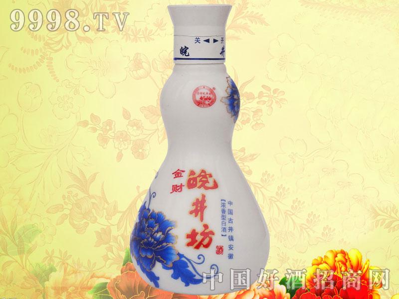 125ml皖井坊(青花瓷)