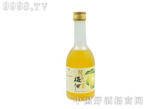 新版阅色蜂蜜梅酒350ml