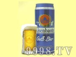 爱森堡特黄啤酒