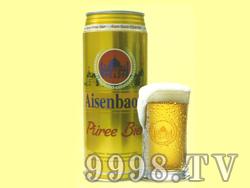 爱森堡特原浆啤酒