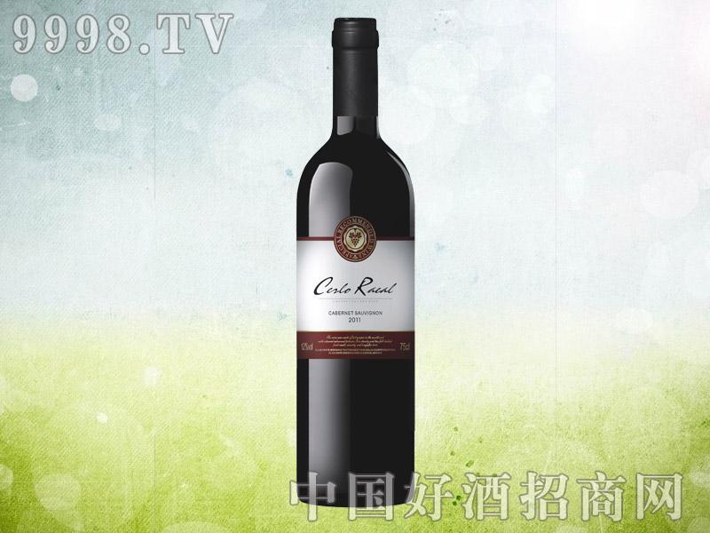 wd 2011赤霞珠干红葡萄酒