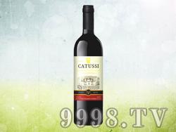 wd 城堡黑比诺干红葡萄酒
