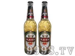 黑力士啤酒(白瓶)