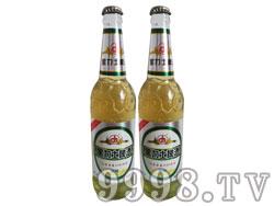 黑力士冰纯啤酒(白瓶)