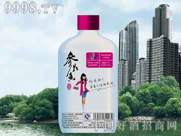阿煮参香型145ml白酒