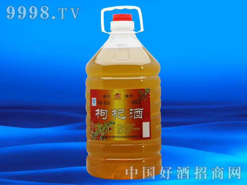 枸杞酒5L×4