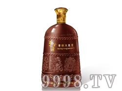 康巴尼玛青稞冰泉酒35度550ML