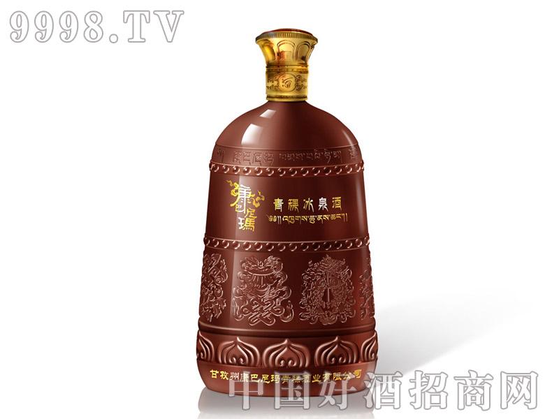 康巴尼玛青稞冰泉酒35度550ML-白酒招商信息