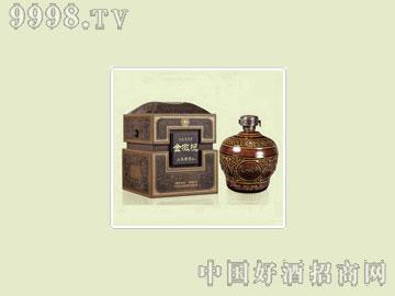 金橄榄陶坛礼装1500ml橄榄酒