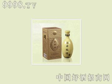 金橄榄陶坛礼装500ml橄榄酒