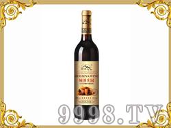 楠溪庄园五星窖藏红葡萄酒