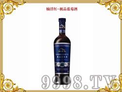 楠溪红极品蓝莓酒