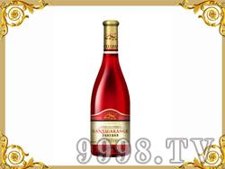 楠溪庄园冰红葡萄酒