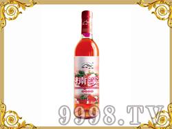 楠溪庄园草莓醋375ml