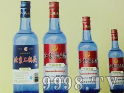 北京蓝瓶二锅头