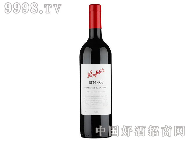 奔富407加本力苏维翁-红酒类信息