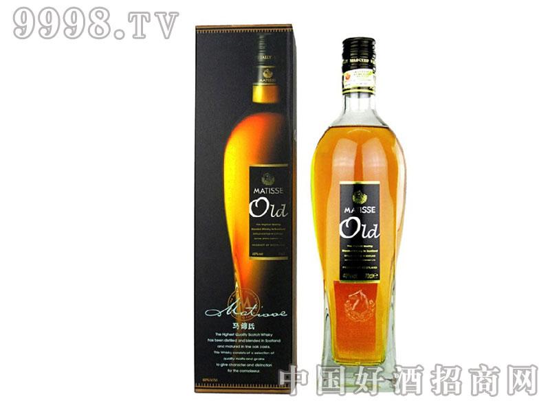 马谛氏尊者高品质苏格兰威士忌-700ml