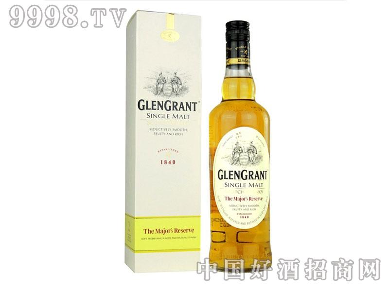 英国-格兰冠苏格兰纯麦威士忌-700ml