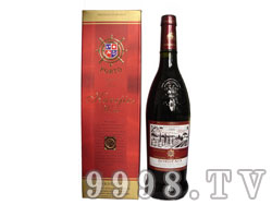波尔图庄园卡杰AOC干红葡萄酒