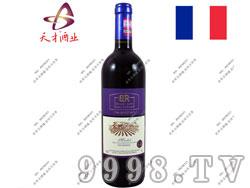 布莱德洛斯2007梅洛干红葡萄酒