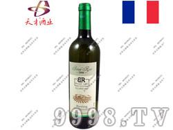 法国布莱德洛斯雷司令2008干白葡萄酒