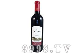 法国卡斯特家族2008VDP干红葡萄酒