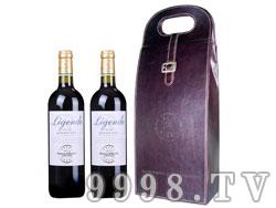 拉菲传奇2010干红葡萄酒