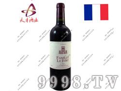 拉图副牌小城堡2010AOC干红葡萄酒