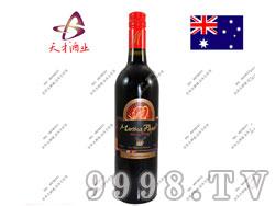澳洲玛琳娜波尔施乐比干红葡萄酒
