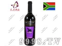 开普大象品诺塔吉干红葡萄酒