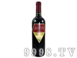 圣何塞阿帕尔塔赤霞珠红葡萄酒