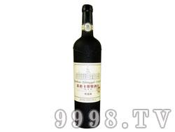 张裕卡斯特酒庄蛇龙珠特选级木盒干红葡萄酒