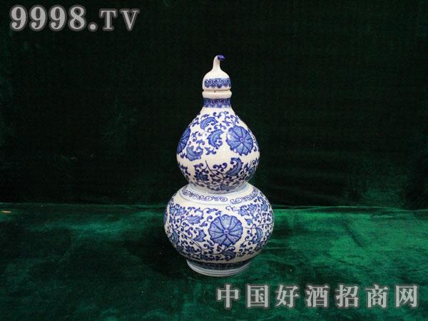 青花瓷窖藏