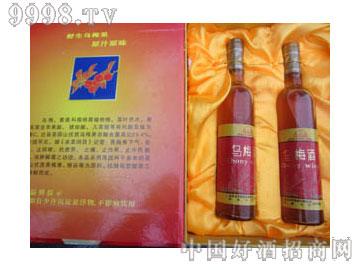 茶园山乌梅酒