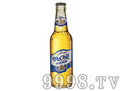 冰花白瓶啤酒